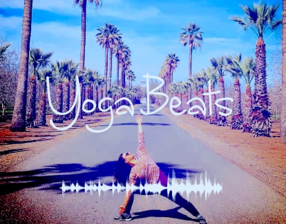 Yoga Beats Website